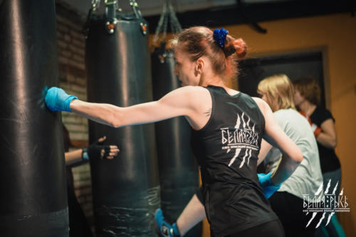 Женщины бокс