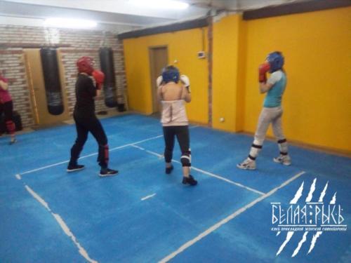 Самооборона для женщин тренировка
